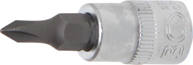 Dopsleutelbit 6,3 mm (1/4) kruiskop
