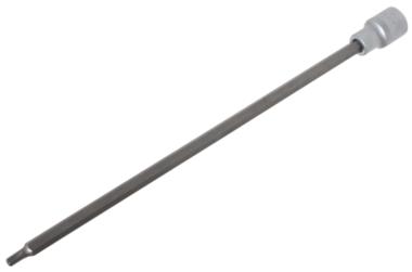 Dopsleutelbit lengte 300mm (1/2) Torx met gat T30