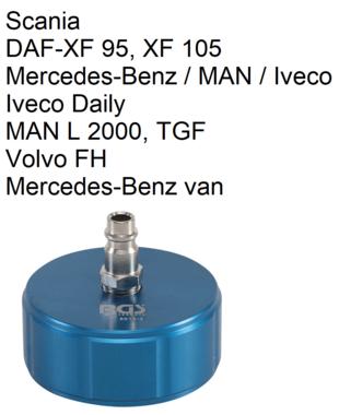 Koeleradapter voor BGS 8514