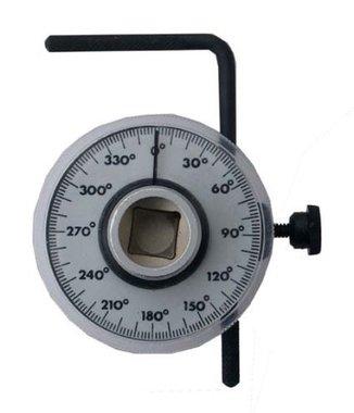 Rotatiehoekmeter 12,5 mm (1/2) aandrijving