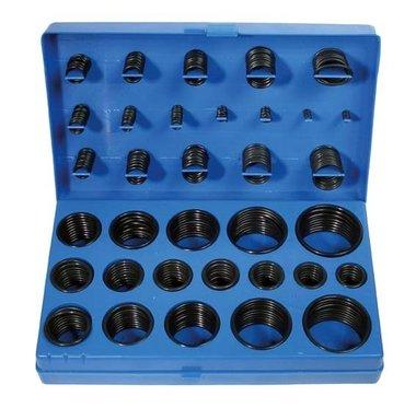 O-ring-assortiment diameter 3 - 50 mm 419-delig