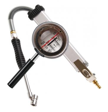 Bandenvulmeter, 0-11 bar, digitaal