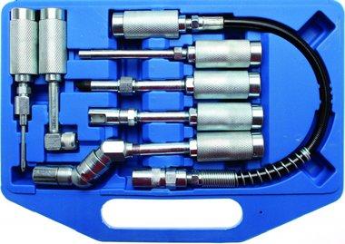 Adapter en toebehorenset voor vetspuiten 7-delig