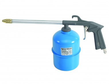 Blaas en vloeistofpistool, 1 liter