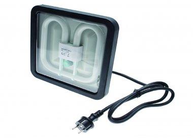 Werklamp, energie besparend 38W
