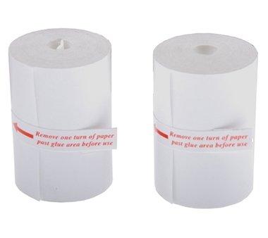 2 stuks reserve papierrol bedoeld voor item 2196