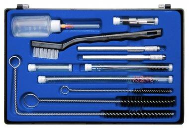 Reinigingsset voor verfspuitpistool 24-delig