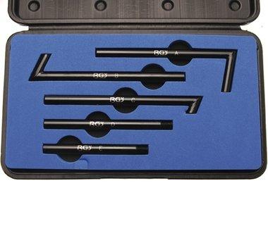 5 stuks . Adapter set voor -8056