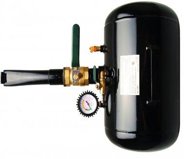 Vulhulp voor autobanden (booster)