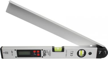 Digitale LCD gradenboog met waterpas van 450 mm