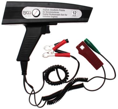 Digitale stroboscooplamp voor benzinemotoren