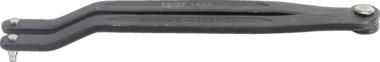 Face Pin Moersleutel, Verstelbare, 180 mm