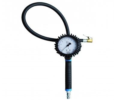 Bandenvulpomp bandenvulmeter