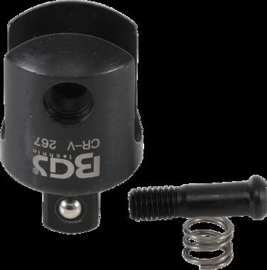Reparatieset voor kniesleutel voor BGS-267