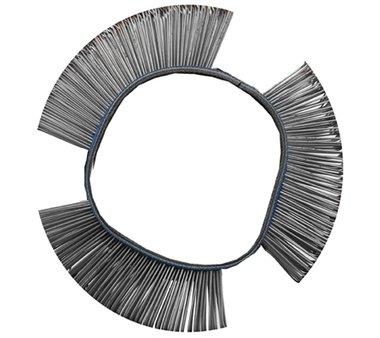 Draadborstel recht diameter 103 x 23 x 0,5 mm
