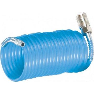 Standaard spiraal luchtslang 7.5m - 8 bar