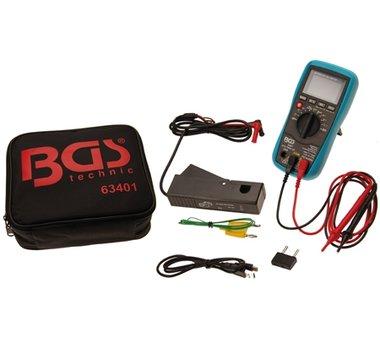 Automotive digitale multimeter met USB-interface