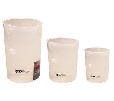 3-delige Meten Cup Set