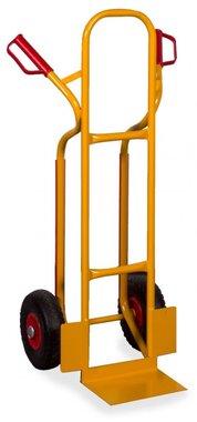 Steekwagen Hoog 250kg PU banden SHC04250
