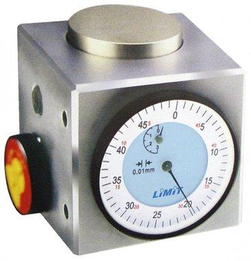 Analoge magnetische hoogtemeter, 50 mm