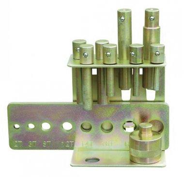 Ponsenset 10-30 mm voor persen