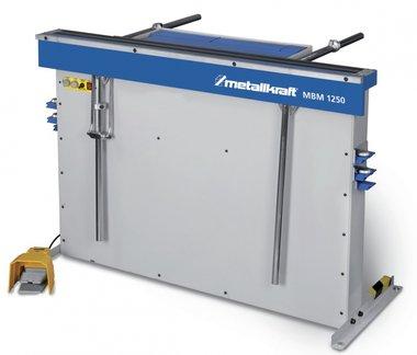 Magnetische plooibank - 1250x1 mm 150kg