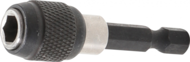Automatische bithouder 6,3 mm inbus (1/4) 50 mm