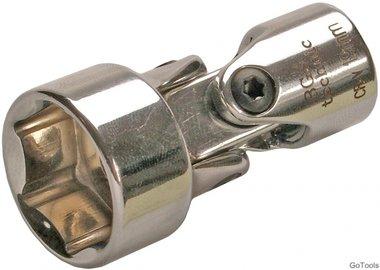 3/8 universal Kniestuk dop, 19 mm