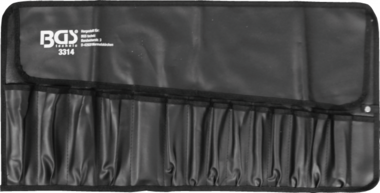Roll-up Bag voor Tools with 15 Compartments 660 x 320 mm empty