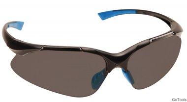 Veiligheidsbril, grijs getint