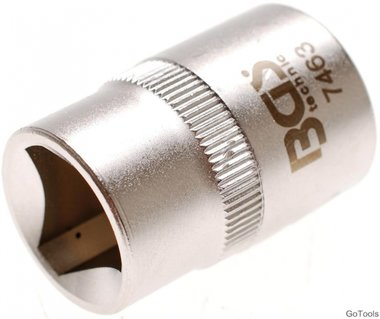 3-pt voor barrieres dop, m10 (15 mm)