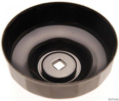 Oliefiltersleutel 15-kant diameter 95 mm