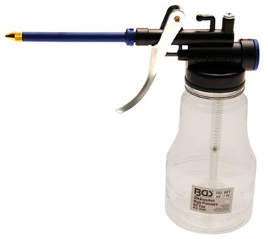 Kunststof oliekan 250 ml