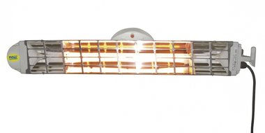 Elektrisch infrarood verwarmingstoestel 712x112x83mm
