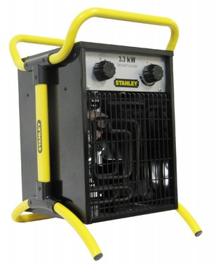 Elektrische warmeluchtblazer 2kw
