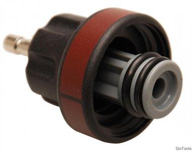 Adaptor No. 7 voor Radiator druk test kit  Renault, Saab etc