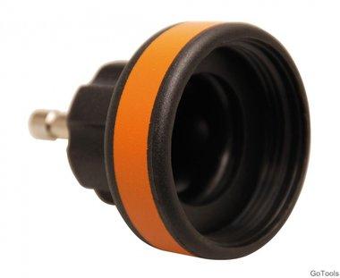 Adaptor No. 6 voor Radiator druk test kit  Ford, Mercedes, Porsche etc