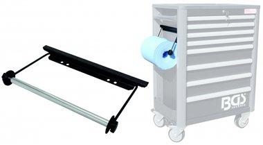 Papierrolhouder voor Workshop Trolley PRO BGS 4111