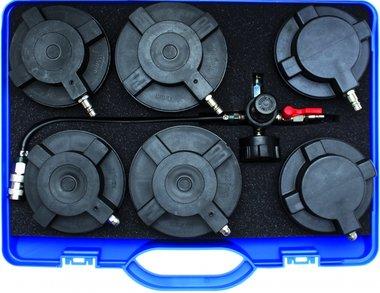 Turbocharger System Test Set voor vrachtwagens
