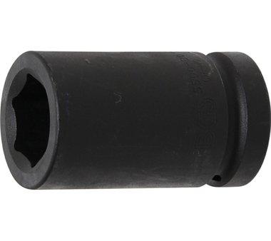 1 lang Krachtdop, 30 mm, lengte 90 mm, 6kant
