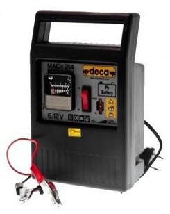 Acculader 4 Amp 6/12 Volt