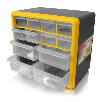 Assortimentsbox 12 schuifladen