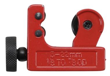Pijpsnijder diameter 3 - 22 mm