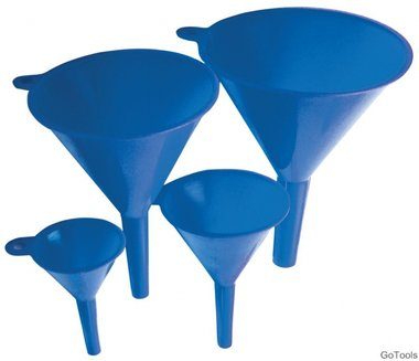 4-delige funnel set