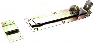 Bolt lock met riem, 150 x 50 mm