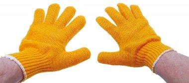 Criss cross handschoenen, anti slip