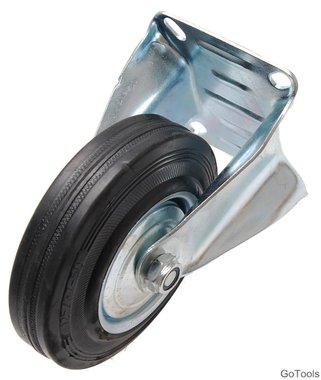 100 mm wiel, met base
