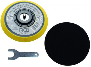 Steunschijf voor BGS 3290 / 8688 diameter 150 mm