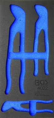1/3 Tool Tray voor gereedschapswagen, leeg: voor 3-delige Waterpomptangen Set