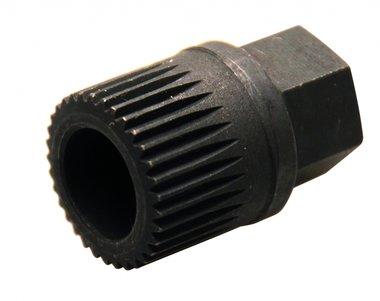 33- Tooth Bevestiging met 15 mm externe hex. Van BGS 4248